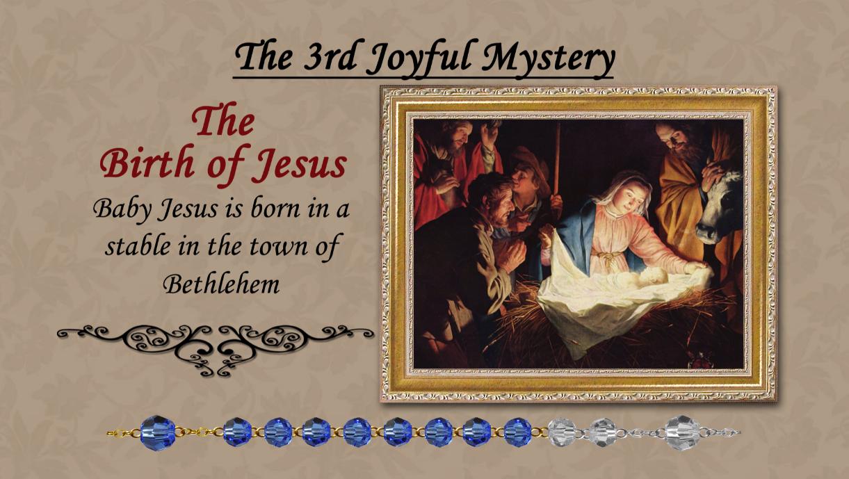 Joyful Mystery