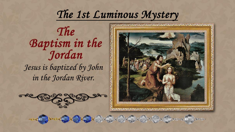 Luminous Mystery