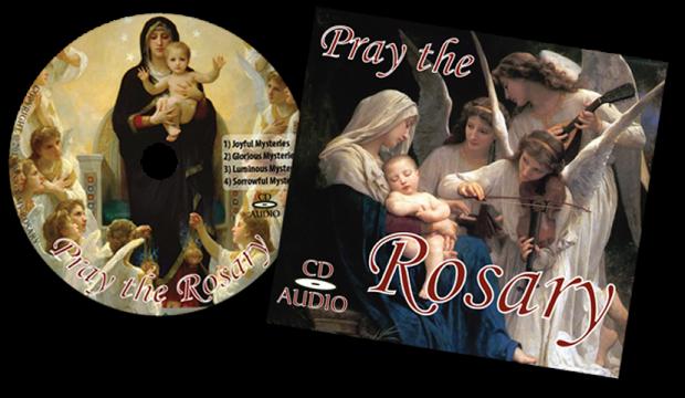 Pray the Rosary CD